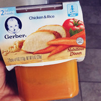 Gerber® 2nd Foods® Baby Food | Chicken Rice Dinner uploaded by Vanessa G.