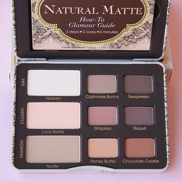 Too Faced Natural Eye Neutral Eye Shadow Collection uploaded by Priya K.
