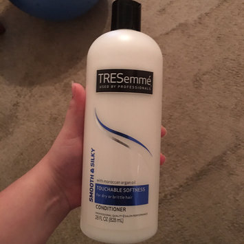 Photo of TRESemmé Smooth & Silky Conditioner uploaded by breanna w.
