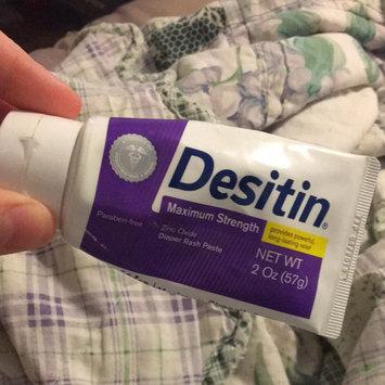Desitin Diaper Rash Cream uploaded by Macayla R.