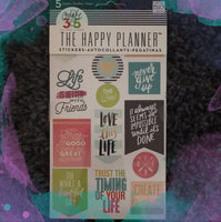 Create 365 Planner Stickers 5 Sheets/Pkg-Life Quotes uploaded by Doris Del Mar R.