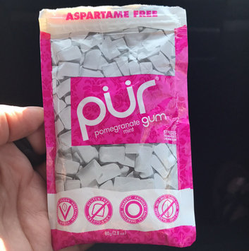 Photo of Pur Gum Pomegranate Mint Gum uploaded by Adelina G.