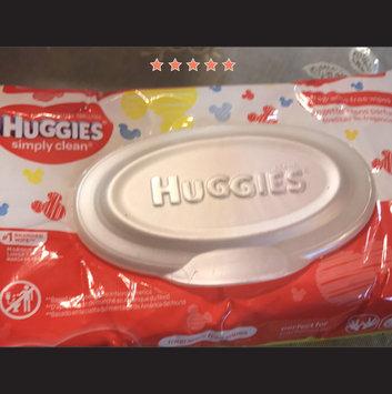 Huggies® Simply Clean Baby Wipes uploaded by Elizabeth R.
