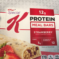 Special K® Strawberry Protein Meal Bars uploaded by Yosely M.