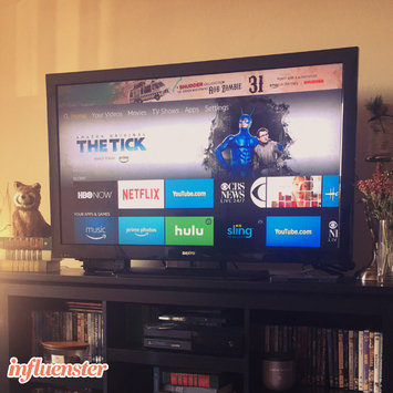 Photo of Amazon - Fire Tv Stick With Voice Remote - Black uploaded by Sarah C.