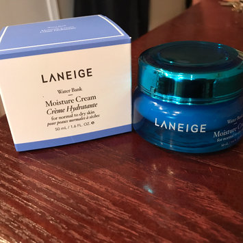 Laneige Water Bank Moisture Cream uploaded by Amber D.