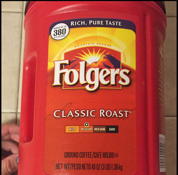 Folgers Coffee Classic Roast uploaded by Katherine V.