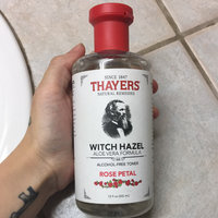 Thayers Alcohol-Free Rose Petal Witch Hazel Toner uploaded by Katie E.