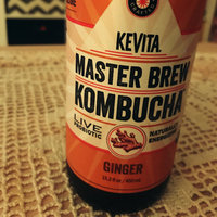 Kevita® Kombucha™ Master Brew Ginger Live Probiotic Drink 15.2 fl. oz. Bottle uploaded by Y 🌿.