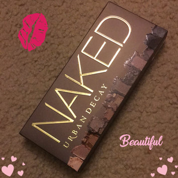 Urban Decay Naked Palette uploaded by Alicia G.