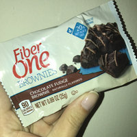 Fiber One 90 Calorie Chocolate Fudge Brownies uploaded by Michelle V.