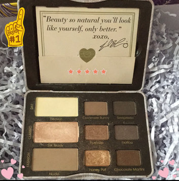 Too Faced Natural Eye Neutral Eye Shadow Collection uploaded by Robbie B.