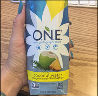 O.N.E. Coconut Water Beverage Pineapple uploaded by Katherine V.
