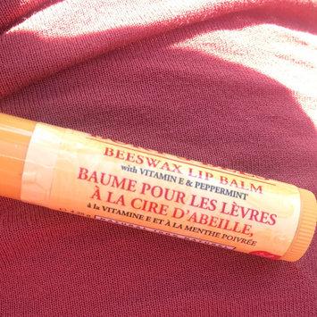 Burt's Bees® Beeswax Lip Balm uploaded by Megan D.