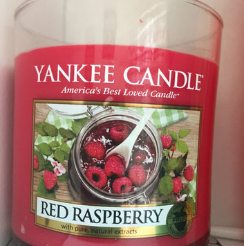 Photo of Yankee Candle Perfect Pillar(tm)Candles - Raspberry 12 Ounce, Red uploaded by Pilar G.