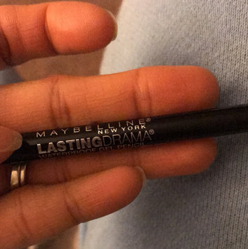 Photo of Maybelline Eyestudio® Lasting Drama® Waterproof Gel Pencil Eyeliner uploaded by Nancy S.
