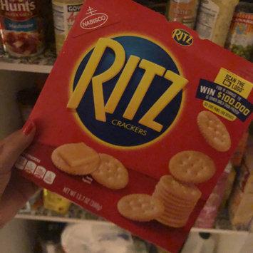 Photo of RITZ Crackers Original uploaded by Jadiena D.