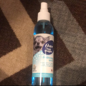 Photo of Oster Professional 078477-145-000 Spray Pet Cologne uploaded by Melaney M.