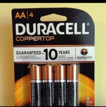 Photo of Duracell Coppertop AAA Batteries uploaded by Katelyn L.