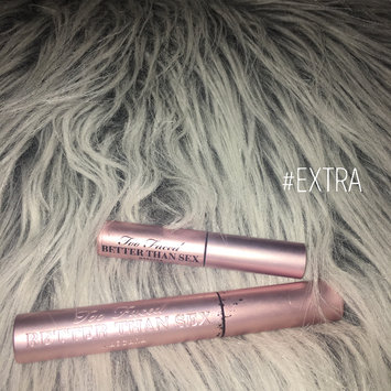 Too Faced Better Than Sex Mascara uploaded by Rebecca K.