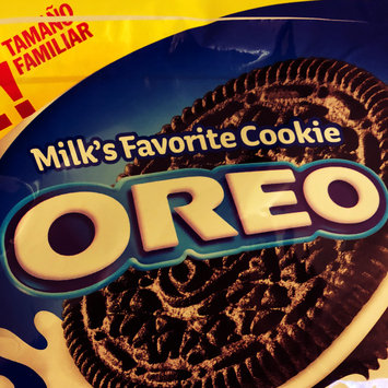 Photo of Nabisco Oreo Chocolate Sandwich Cookie uploaded by Hope D.