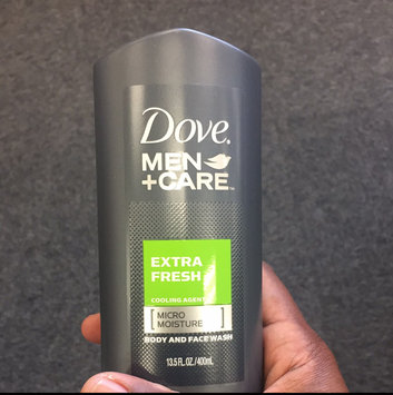 Photo of Dove Men+Care Extra Fresh Body And Face Wash uploaded by Wayne B.