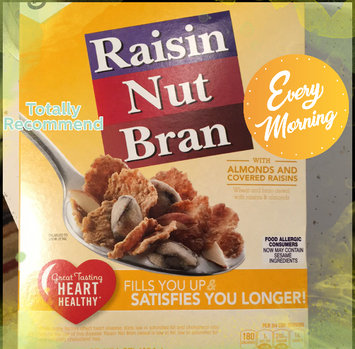 General Mills Raisin Nut Bran Covered Raisin Cereal uploaded by Danielle S.