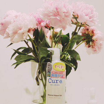 Cure Natural Aqua Gel 250ml - Best selling exfoliator in Japan! uploaded by Mavis Y.