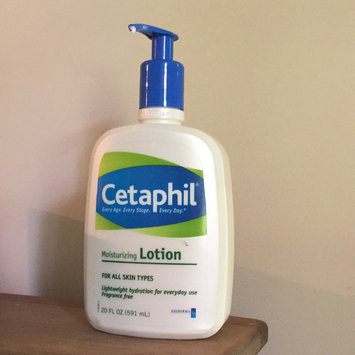 Photo of Cetaphil Moisturizing Lotion uploaded by Rebekah E.