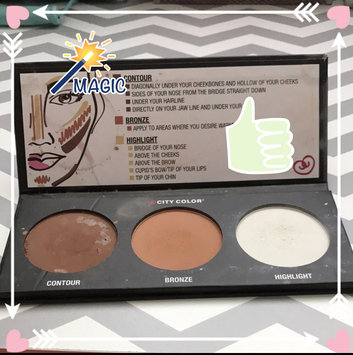 Photo of City Color Cosmetics Contour Effects Palette uploaded by Michelle P.