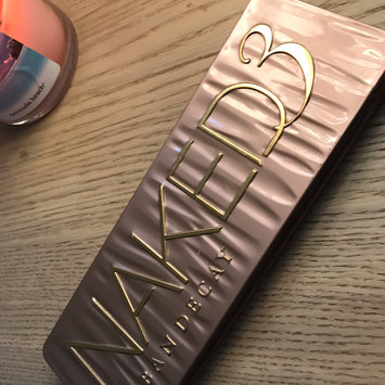 Urban Decay NAKED3 Eyeshadow Palette uploaded by Samantha Q.
