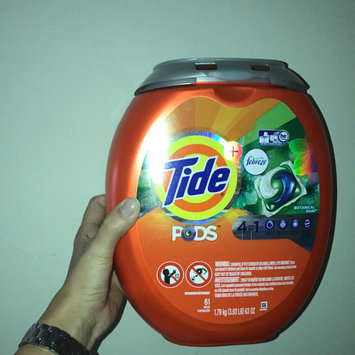 Photo of Tide PODS® Laundry Detergent Original Scent uploaded by Michelle V.
