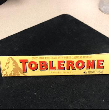 Toblerone Swiss Milk Chocolate uploaded by Shalini S.
