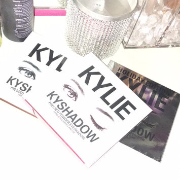 Kylie Cosmetics The Bronze Palette Kyshadow uploaded by Melanye S.