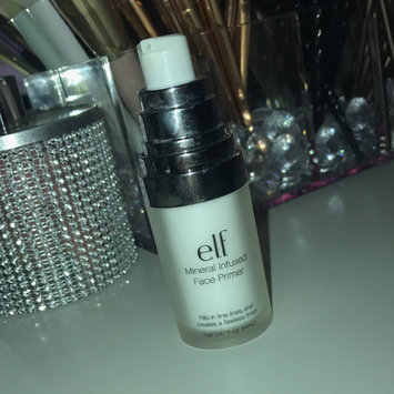 e.l.f. Cosmetics Mineral Infused Primer uploaded by Melanye S.