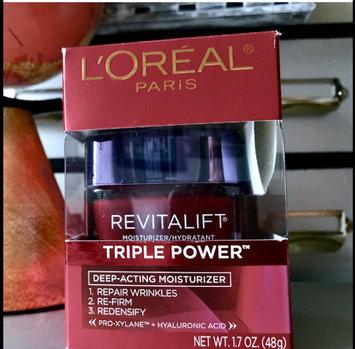 L'Oréal Paris RevitaLift® Triple Power Deep Acting Moisturizer uploaded by Bobbie H.