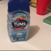 Tums Smoothies Extra Strength 750 Berry Fusion Antacid/Calcium Supplement Chewable Tablets - 60 CT uploaded by Melaney M.
