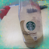 Starbucks Coffee Vanilla Frappuccino Coffee Drink uploaded by Wayne B.