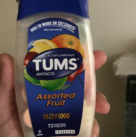 Tums® Extra Strength 750 Assorted Berries Antacid/Calcium Supplement Tablets 200 ct Bottle uploaded by Dominique L.