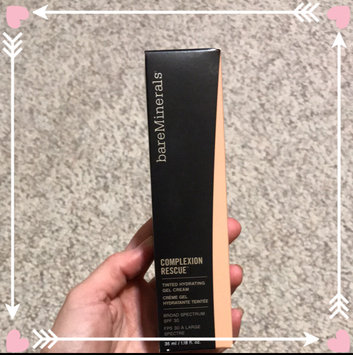 bareMinerals COMPLEXION RESCUE Tinted Hydrating Gel Cream uploaded by Shay R.