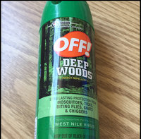 OFF! Deep Woods Aerosol Insect Repellent uploaded by Katherine V.