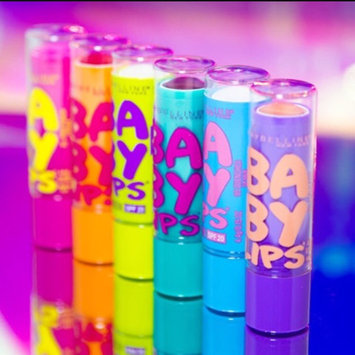 Maybelline Baby Lips® Moisturizing Lip Balm uploaded by Katelyn C.