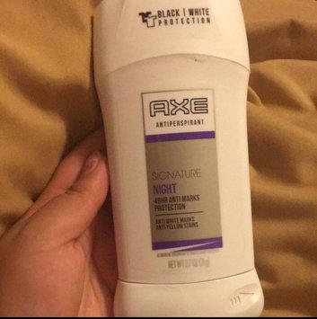Photo of Axe White Label AXE White Label Antiperspirant Stick, Night, 2.7 oz uploaded by Rosalba V.