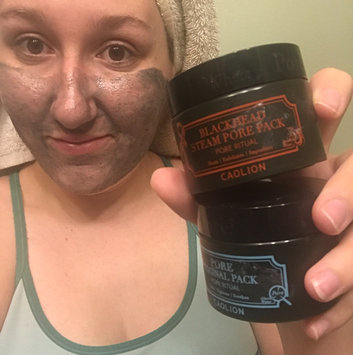 Photo of Caolion Premium Hot & Cool Pore Pack Duo uploaded by Kali B.