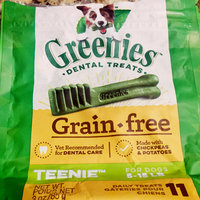 Greenies Grain Free Teenie Dental Dog Treats, 3 oz. uploaded by Poba Z.