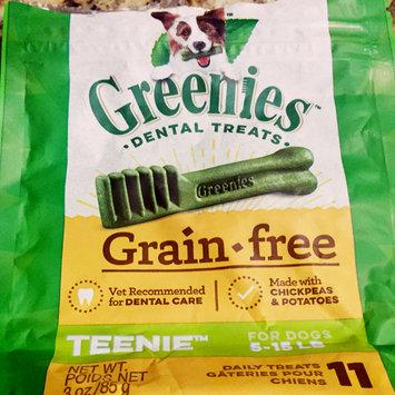 Photo of Greenies Grain Free Teenie Dental Dog Treats, 3 oz. uploaded by Poba Z.