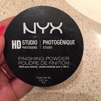 NYX Cosmetics Studio Finishing Powder uploaded by Amy C.