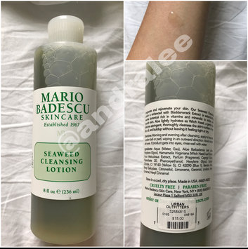 Photo of Mario Badescu Seaweed Cleansing Lotion uploaded by Andra L.