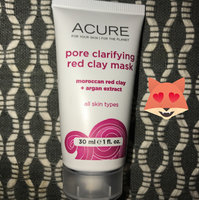 Acure Organics Acure Pore Minimizing Red Clay Mask 1.75 oz uploaded by Sara B.