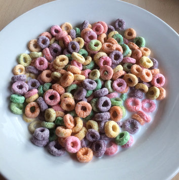 Kellogg's Froot Loops Cereal uploaded by Melissa G.